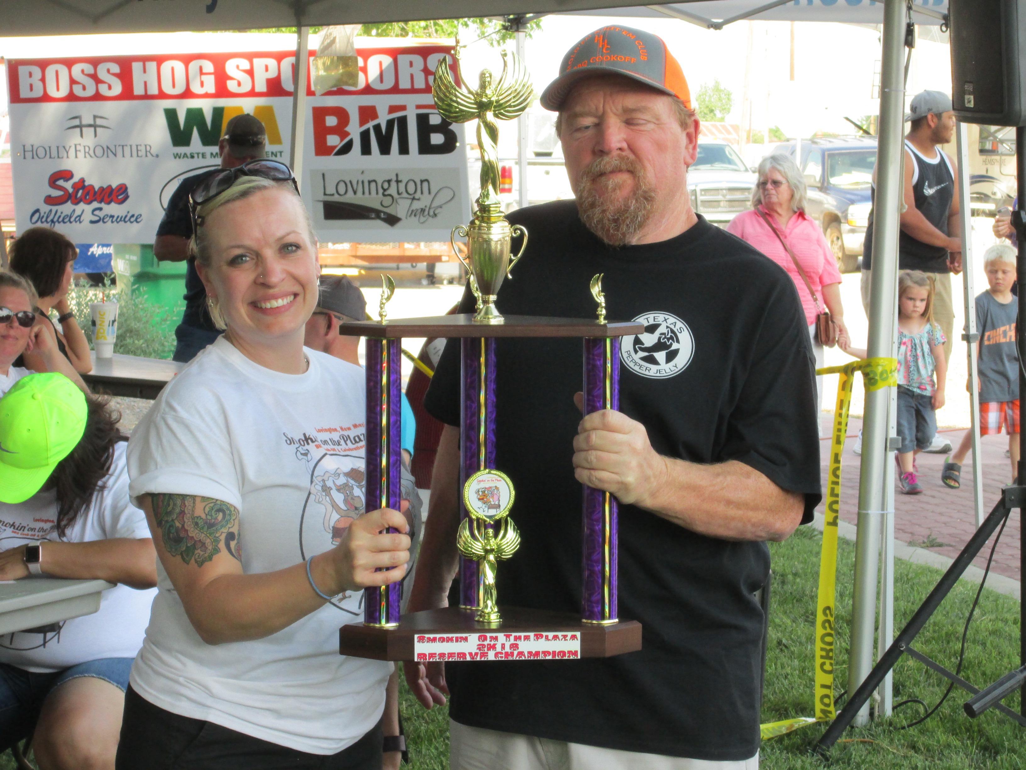 Reserve Champion 2016