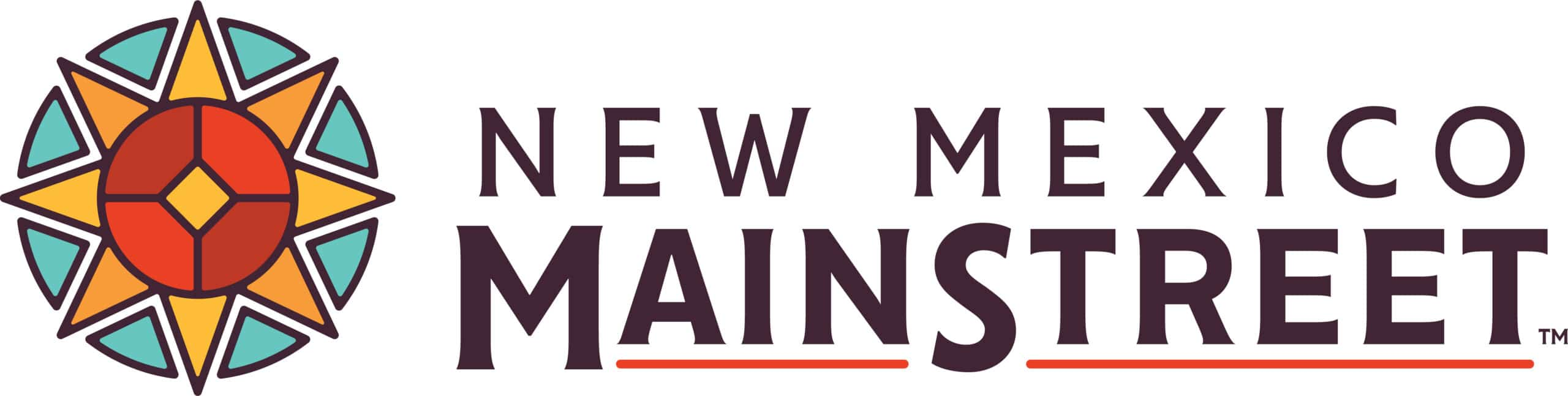 New Mexico Mainstreet Logo