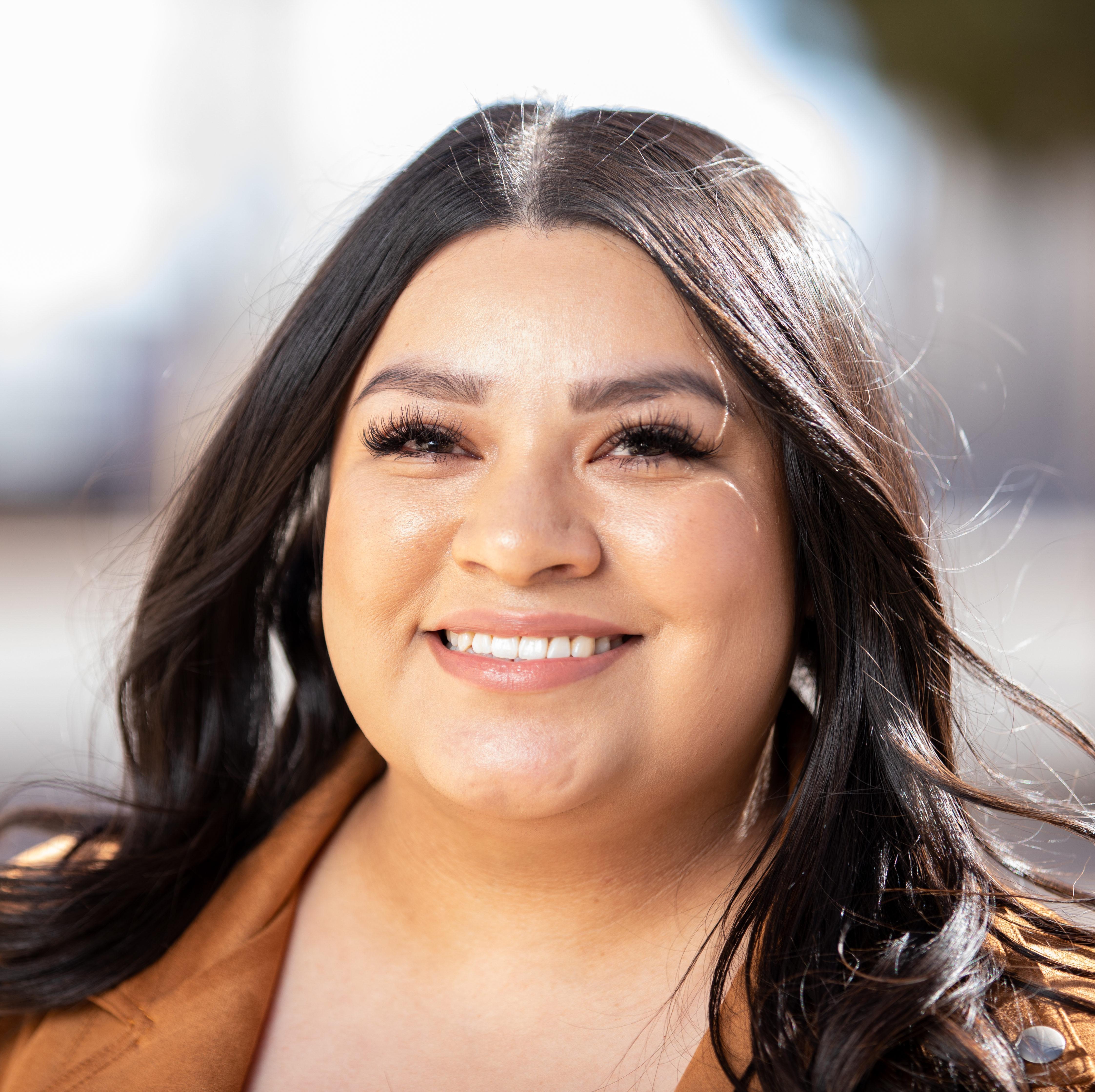 Headshot of Rose Munoz